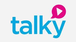 Resultado de imagen para talky logo
